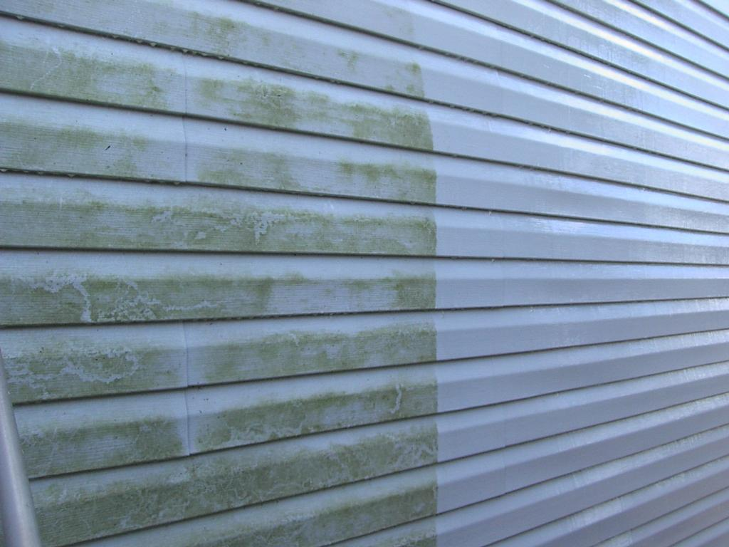 Pressure Washing Siding Cleaning Burlington Oakville Hamilton | Cleaner Windows